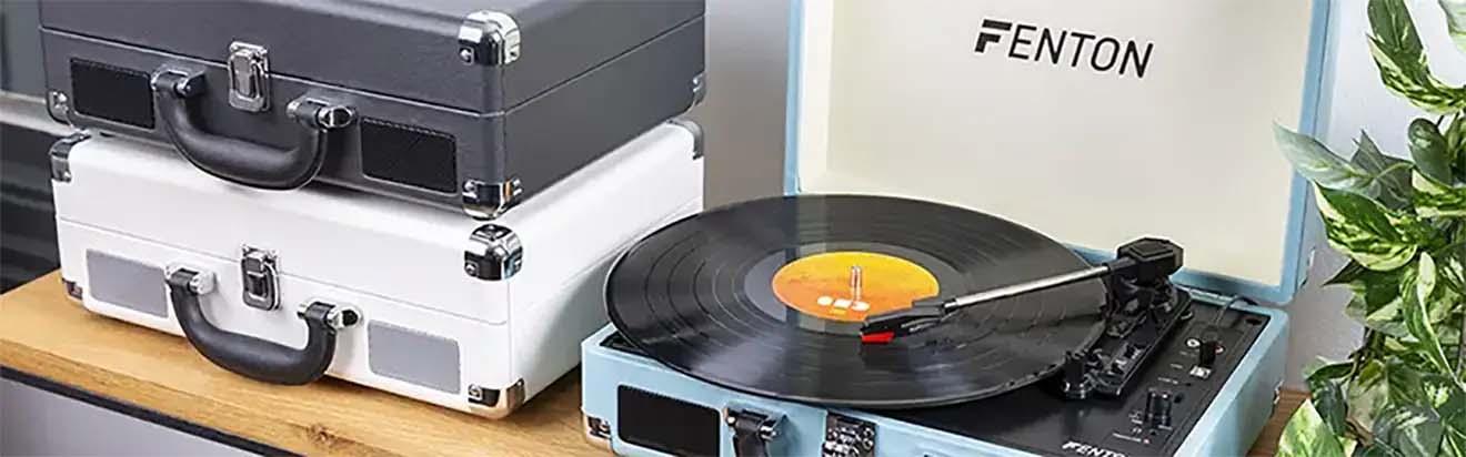 Niesamowita seria gramofonów Fenton