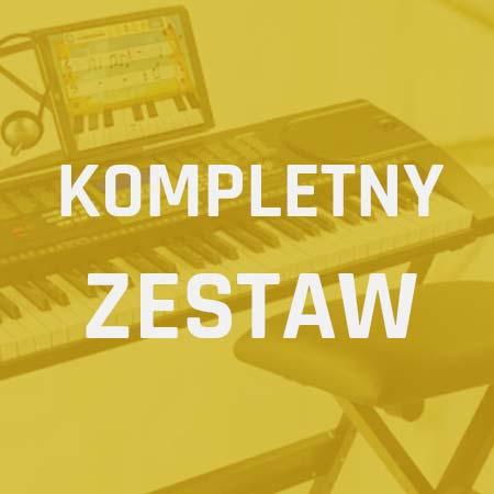 Kompletny zestaw z keyboardami!