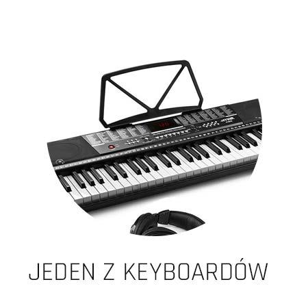 I oczywiście keyboard