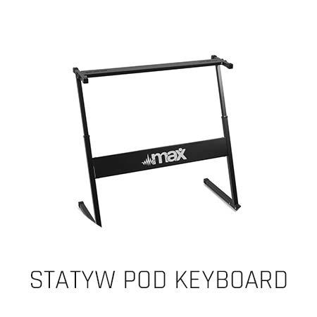 Dedykowany statyw pod Twój keyboard!