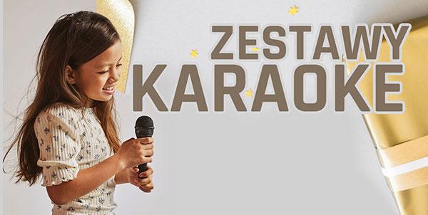 Podaruj zestaw karaoke na Komunię św.