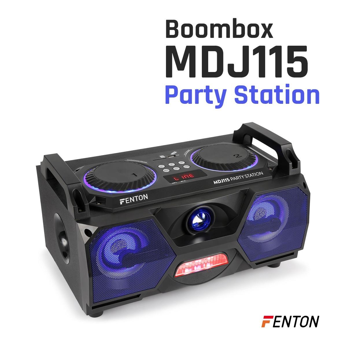 Boombox MDJ115