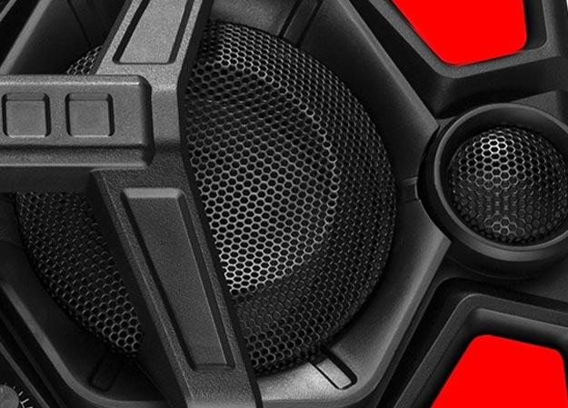 Monce głośniki 200W