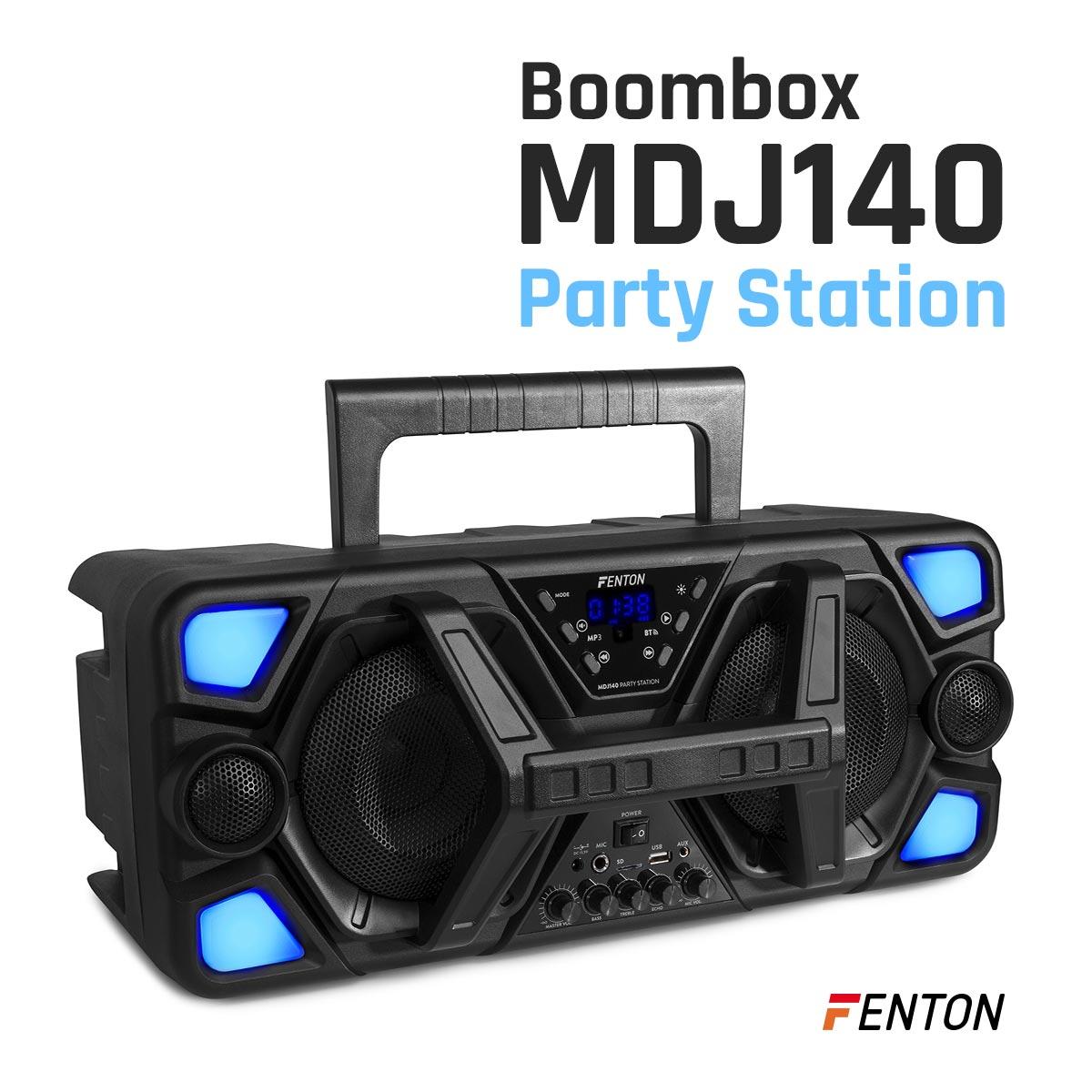Boombox MDJ140