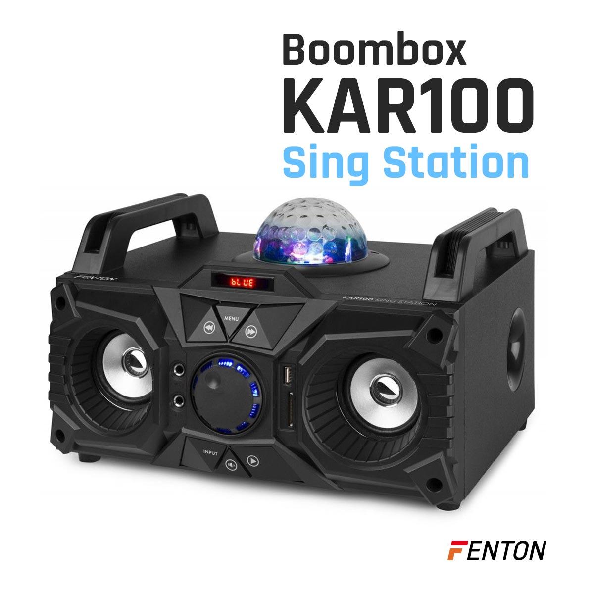 Boombox KAR100