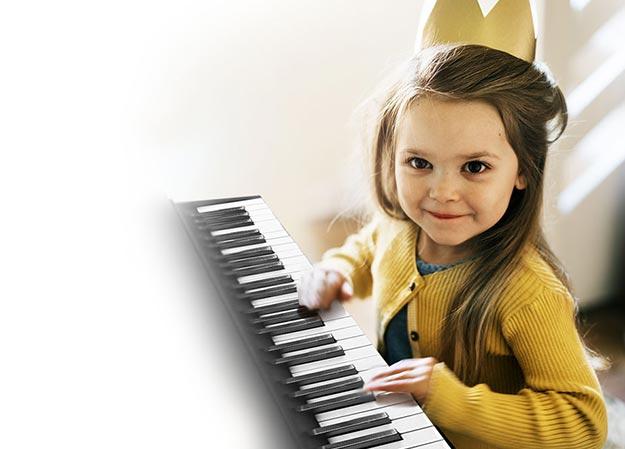 Keyboard do nauki gry