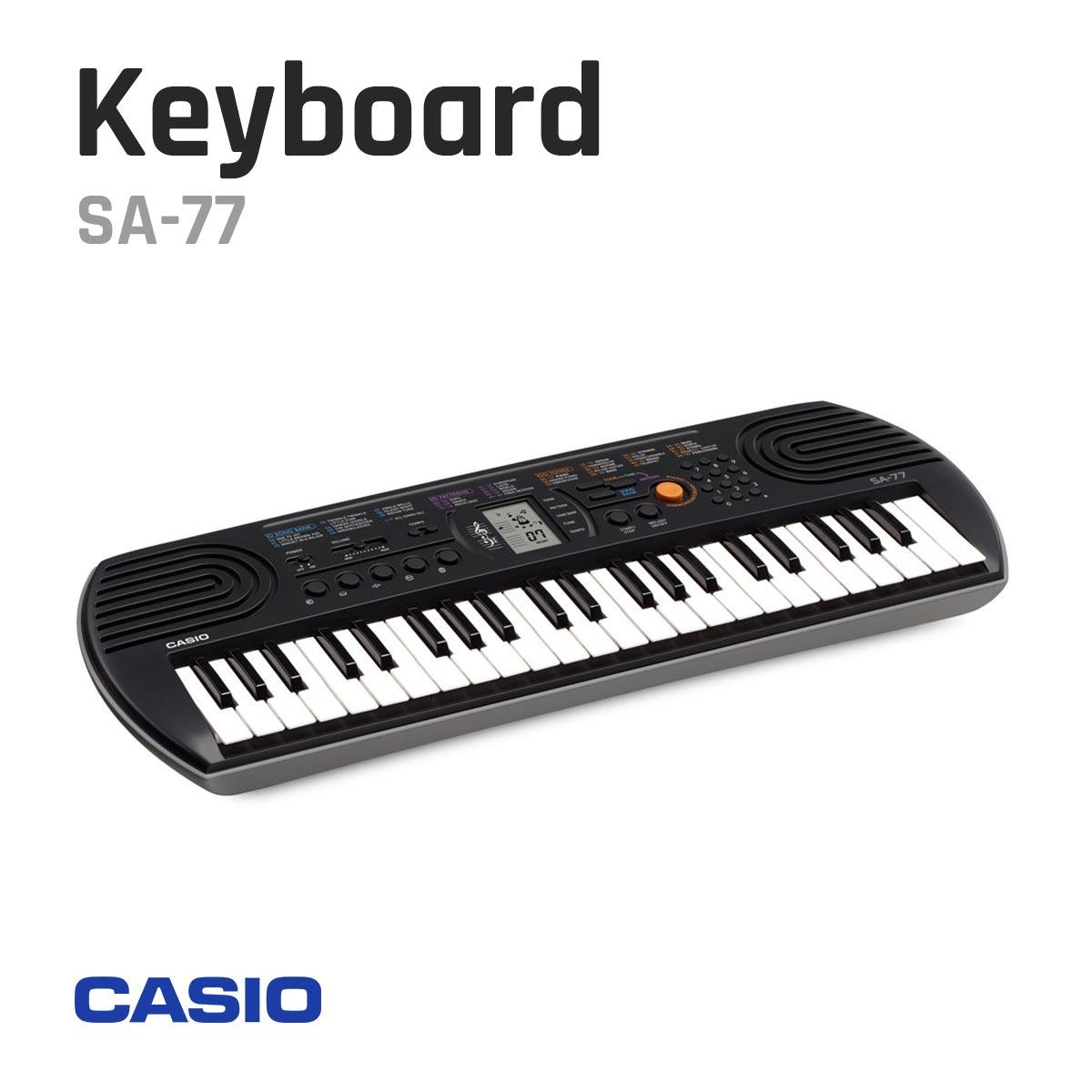 Mini keyboard Casio