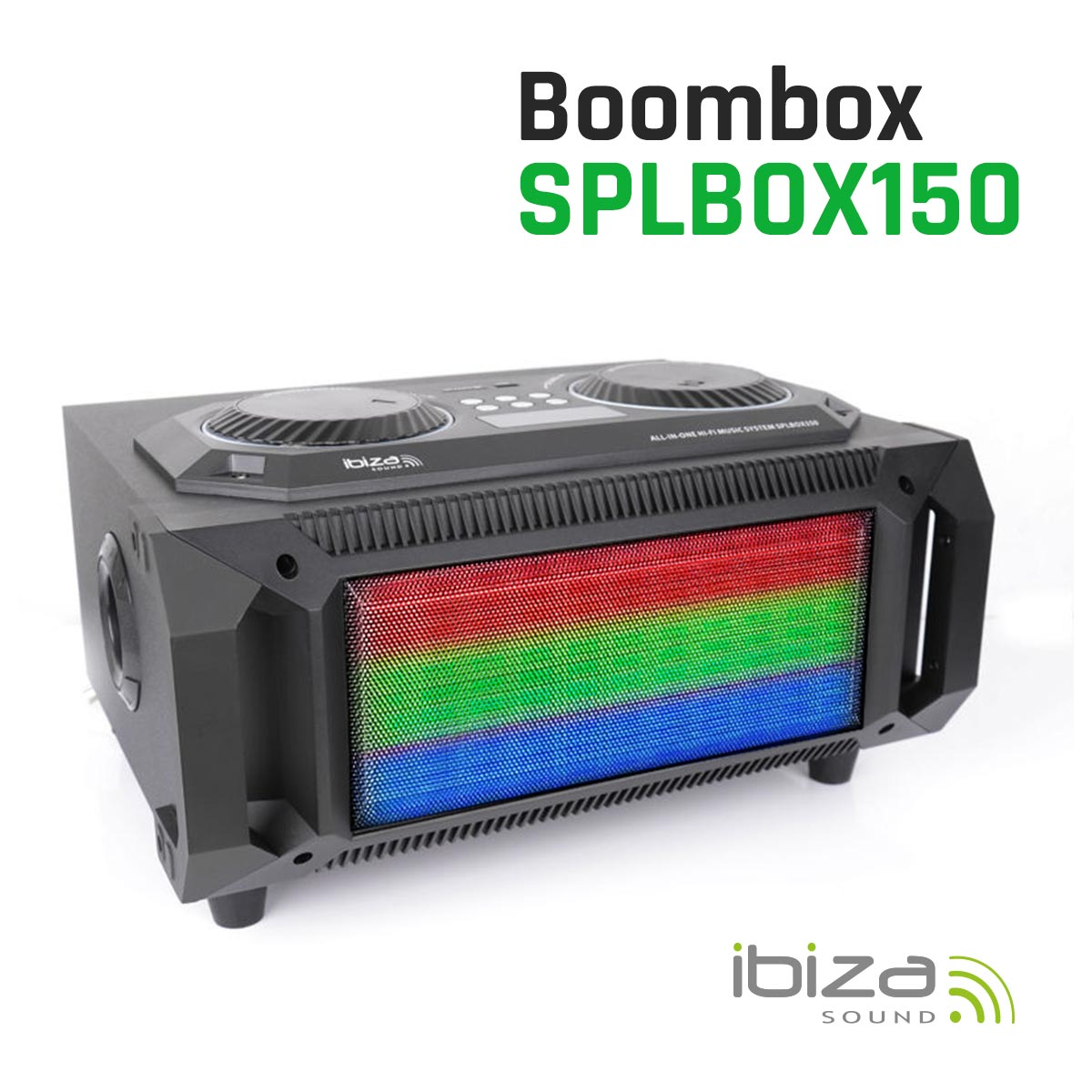 Boombox SPLBOX150