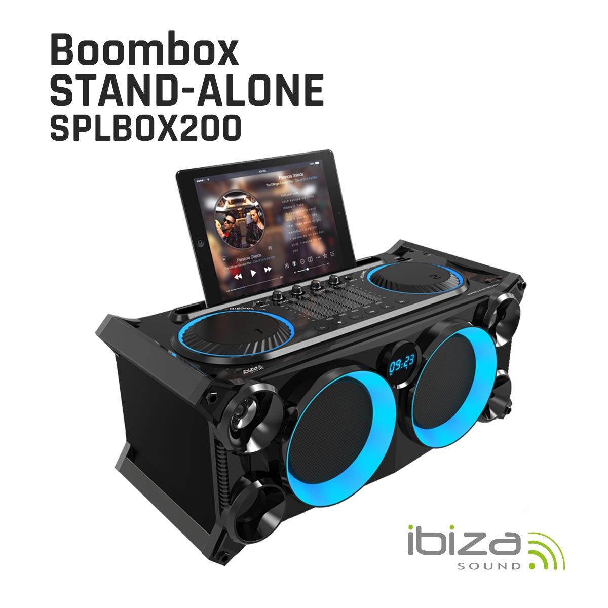 Boombox SPLBOX200