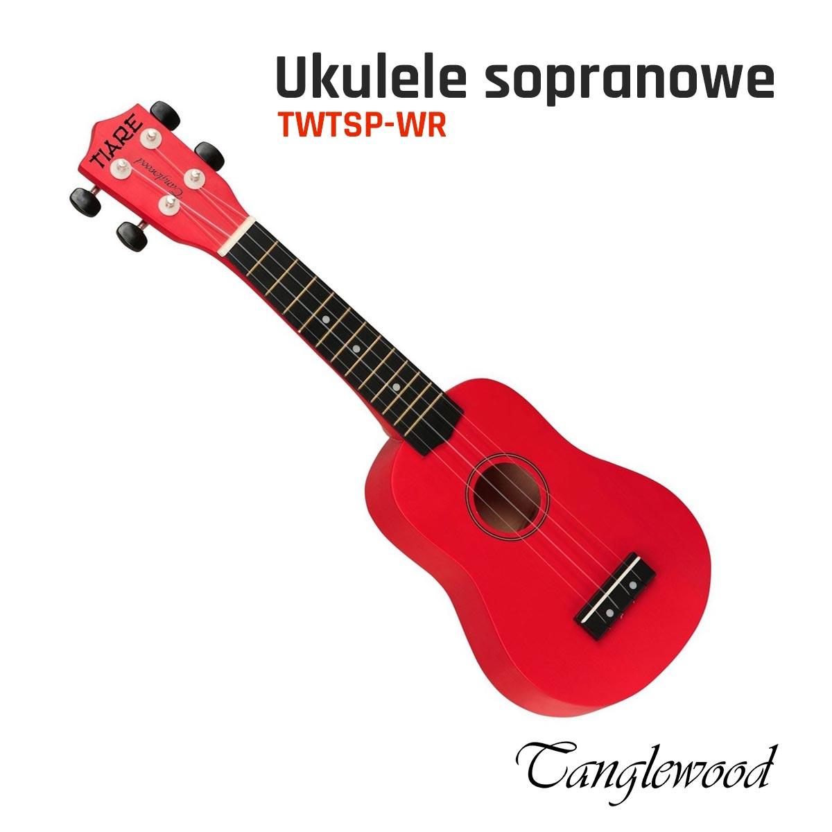 Ukulele sopranowe Tanglewood
