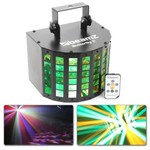 Efekt Derby LED BeamZ Butterfly II