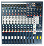 Mikser audio Soundcraft  EFX8