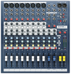Mikser audio Soundcraft SPIRIT EPM 8ch