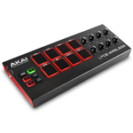 Mini kontroler USB/MIDI AKAI LPD 8 Wireless