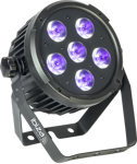 Reflektor LED PAR UV Ibiza CAN 6 X 6W