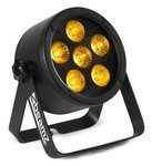 Reflektor PAR LED RGBWA UV 6x 12W BeamZ BAC302