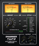 Softube Drawmer S73 Intelligent Master Processor