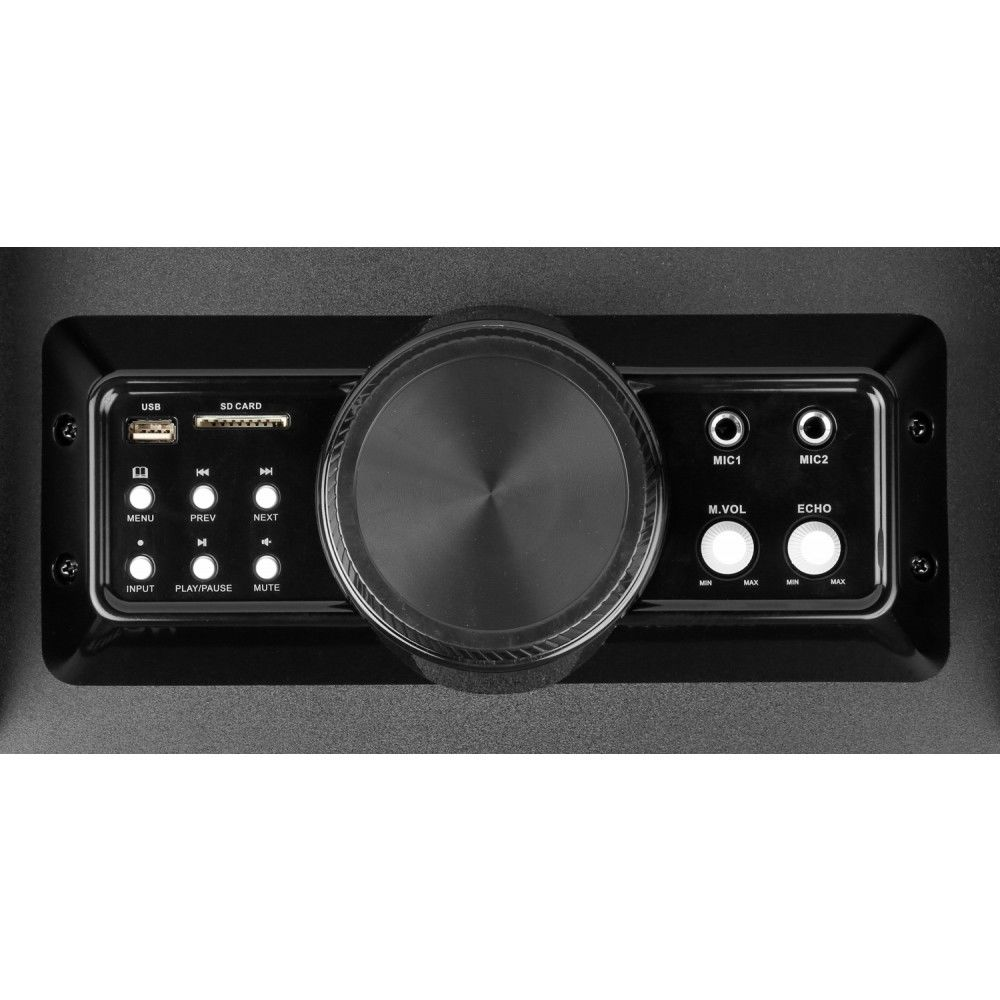 Boombox Fenton Party Station MDJ100 100W z akumulatorem
