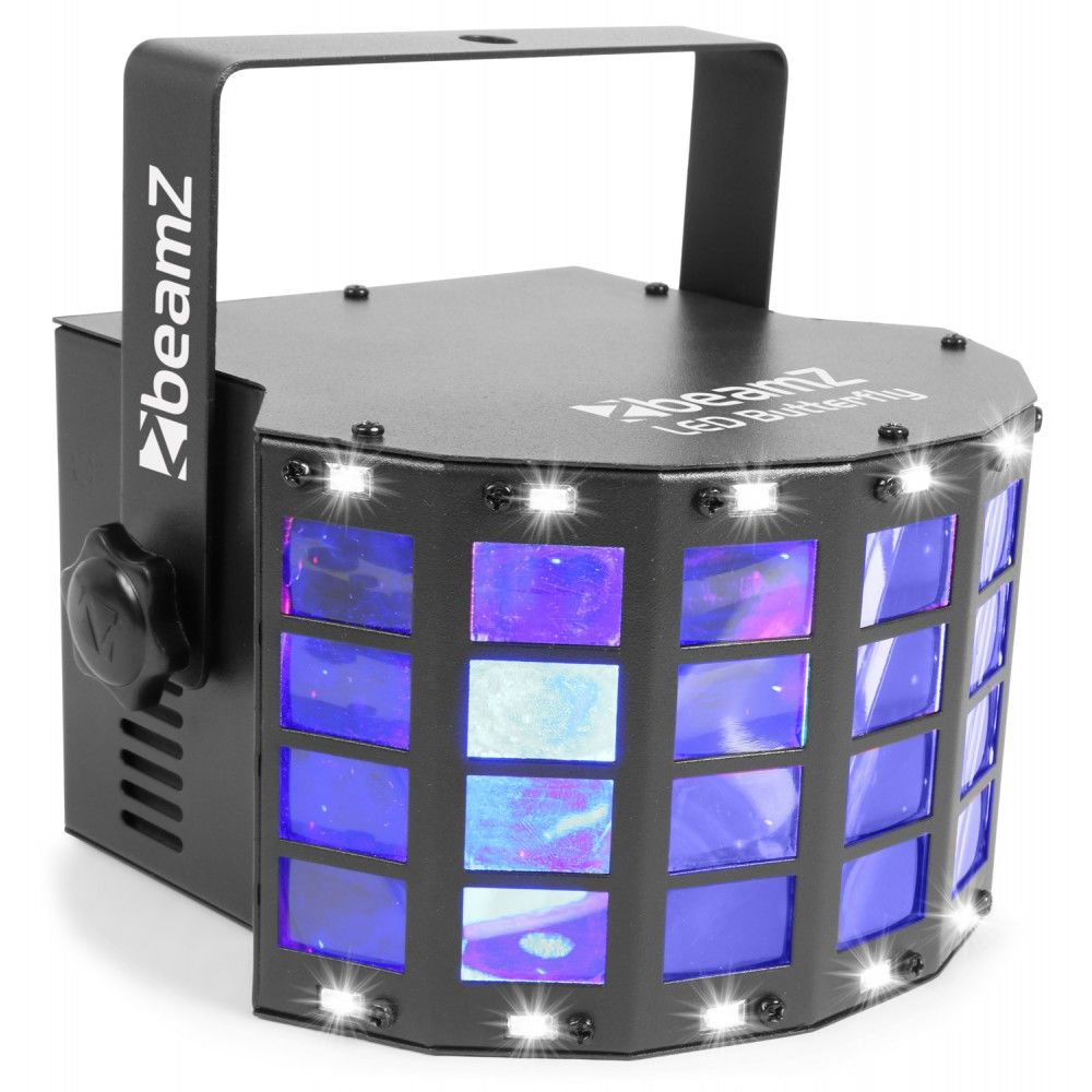 Efekt Derby LED BeamZ Butterfly