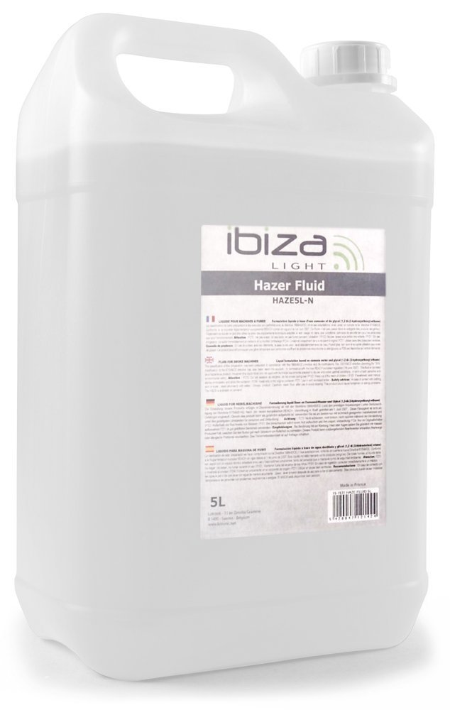 Płyn do wytwornicy dymu 5L Ibiza HAZE5L