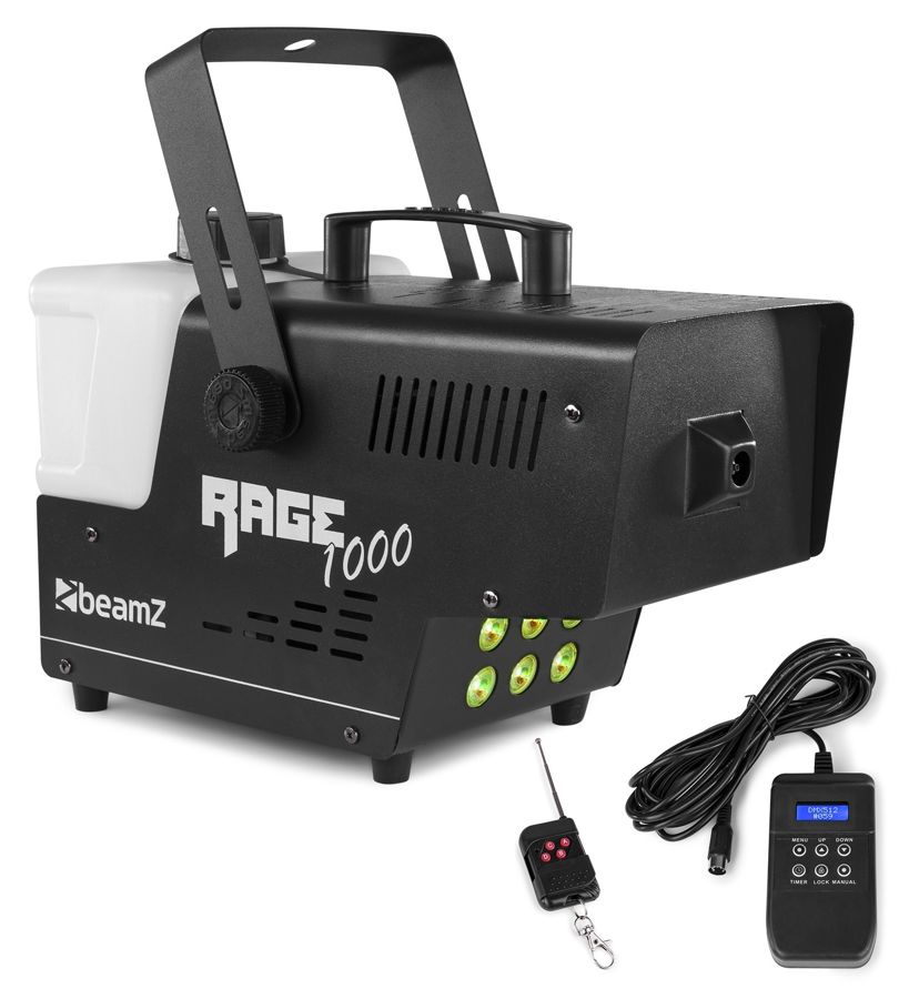 Rage1000LED Red Green Blue