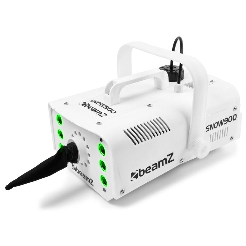 Wytwornica śniegu BeamZ Snow900LED