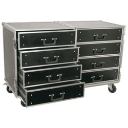 PD-FA4 8 Drawer Engineering Case