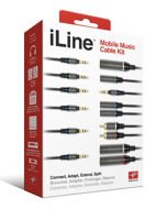 Zestaw 6 kabli iLine Mobile Music Cable KIT